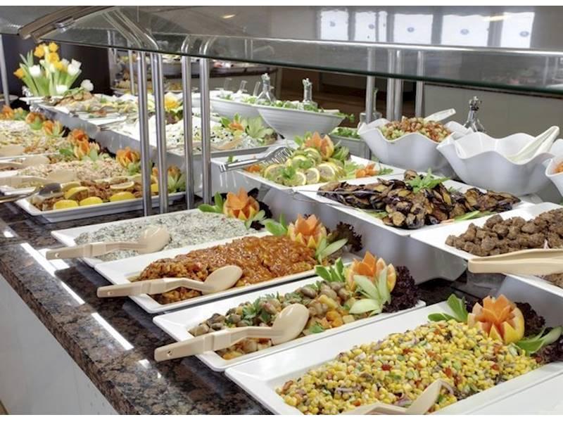 High Volume Franchise Buffet Restaurant For Sale In California