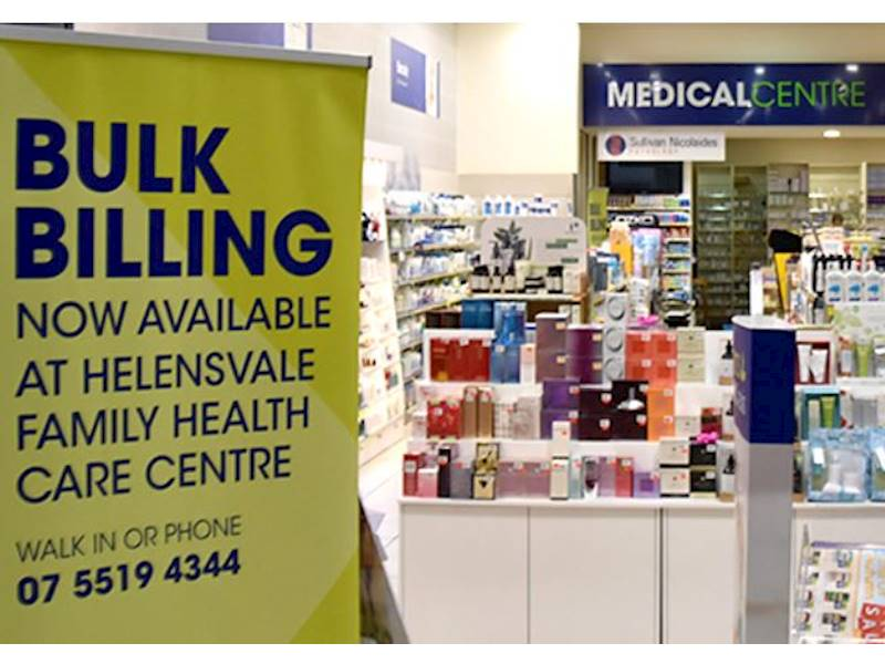 Gold Coast Medical Centre for sale in a DWS suburb within a super busy  shopping centre