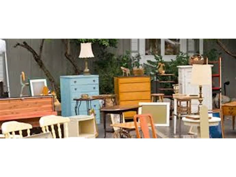 Antique shop and second hand furniture for sale in