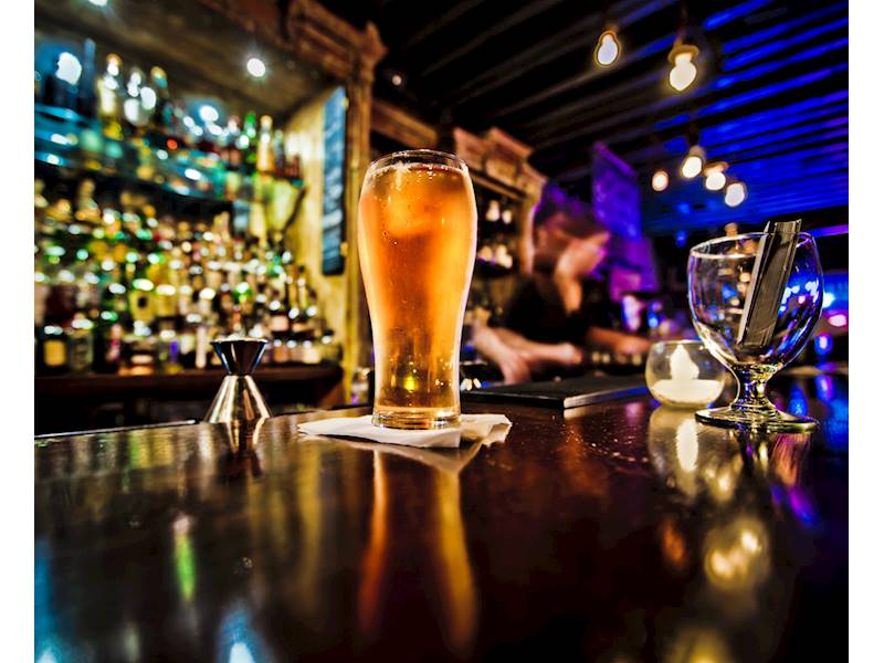 Stylish American Restaurant And Bar For Sale In South Orange County